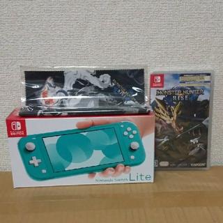 Nintendo Switch - Nintendo Switch  Lite  モンスターハンターライズ