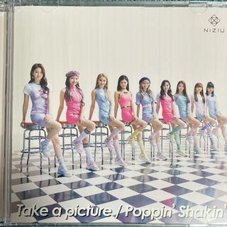 SONY - Take a picture(限定盤A⑧)NiziU