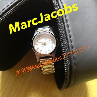 マークジェイコブス(MARC JACOBS)のMarcJacobsマークジェイコブス文字盤♡アナログレディースウォッチ♡(腕時計)