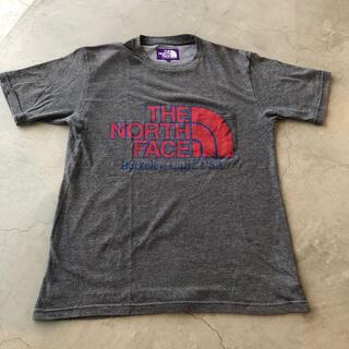 THE NORTH FACE - 美品!1回着用のみ。ノースフェイスのTシャツ