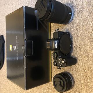 Nikon - z50 ダブルズームレンズキット