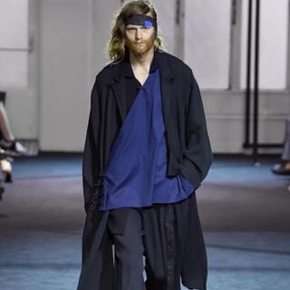 Yohji Yamamoto - Yohji Yamamoto 17ss look1ドレス