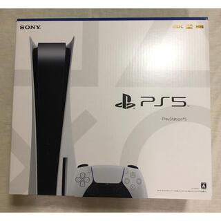 プレイステーション(PlayStation)の新品 ✴︎ PlayStation5 プレイステーション5 (家庭用ゲーム機本体)