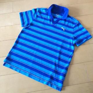 PUMA - PUMA メンズポロシャツ