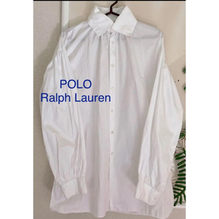 POLO RALPH LAUREN - polo Ralph Lauren ホワイトシャツ
