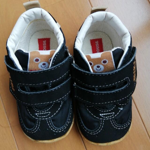 mikihouse(ミキハウス)のミキハウス シューズ キッズ/ベビー/マタニティのベビー靴/シューズ(~14cm)(スニーカー)の商品写真
