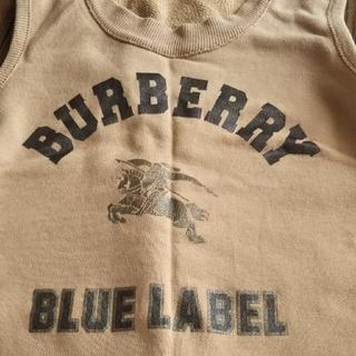 バーバリーブルーレーベル(BURBERRY BLUE LABEL)のBURBERRY  バーバリー ブルーレーベル タンクトップ 本物 (タンクトップ)