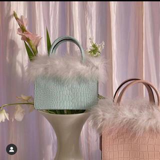 the Virgins 伊勢丹限定カラー vanity bag(ハンドバッグ)