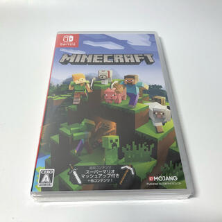Nintendo Switch - 【新品】Minecraft Nintendo Switch版 マインクラフト