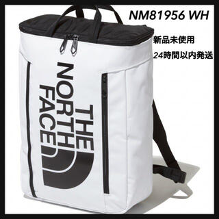 THE NORTH FACE - ノースフェイス BCヒューズボックストート NM81956 WH リュック 新品