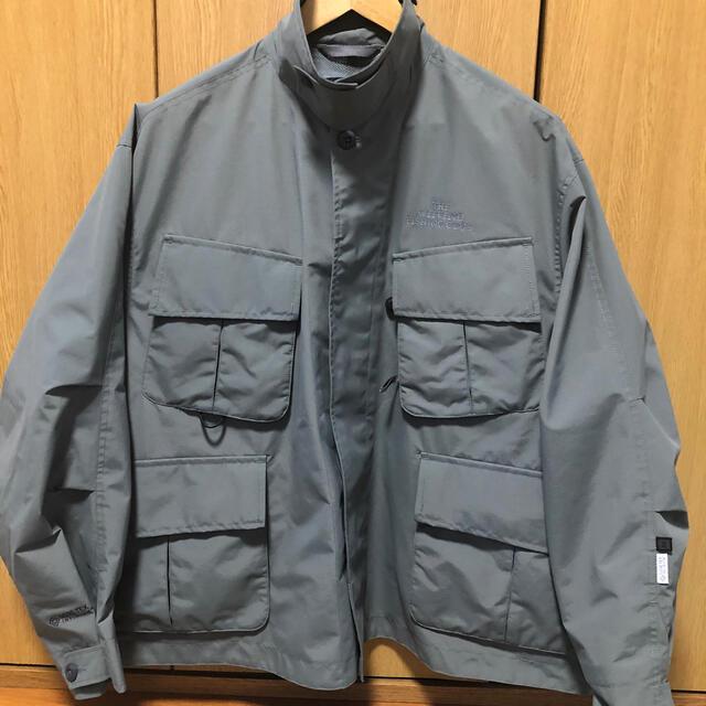 1LDK SELECT(ワンエルディーケーセレクト)のDAIWA PIER39 WEEKEND Tech Jungle Fatigue メンズのジャケット/アウター(ミリタリージャケット)の商品写真