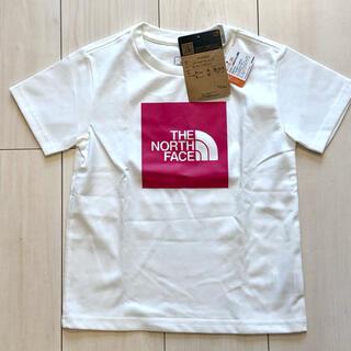 THE NORTH FACE - タグ付き未使用⭐︎ノースフェイス Tシャツ120センチ
