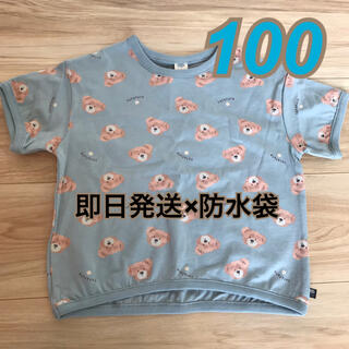 futafuta - 【即日発送】フタフタ くま Tシャツ