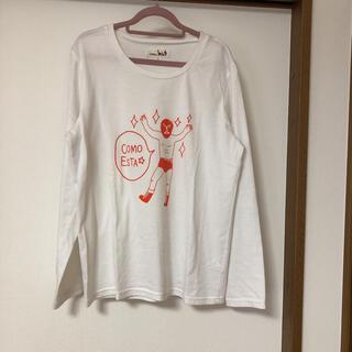 チチカカ(titicaca)のチチカカ ロングTシャツ(Tシャツ/カットソー(七分/長袖))