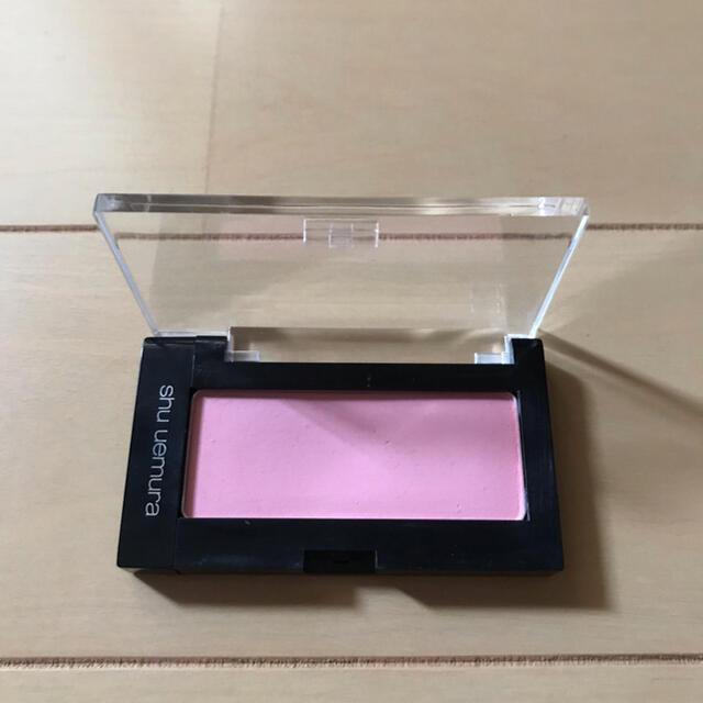 シュウ ウエムラ グローオンチーク 335  ケース付き コスメ/美容のベースメイク/化粧品(チーク)の商品写真