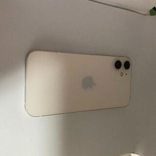 新品未使用 iphone12 mini 128 ホワイト