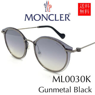 モンクレール(MONCLER)の【新品】Moncler モンクレール サングラス  ML0030K(サングラス/メガネ)