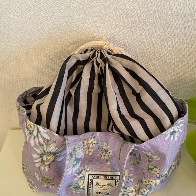 snidel(スナイデル)のスナイデルバッグ付録最終値下げ レディースのバッグ(トートバッグ)の商品写真