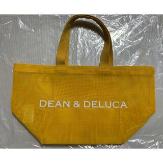 DEAN & DELUCA - DEAN&DELUCA  メッシュ トート S イエロー