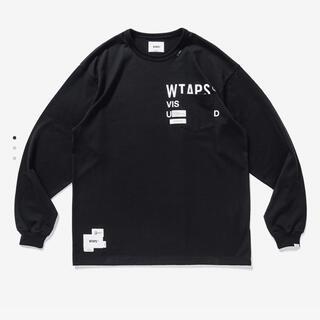 W)taps - WTAPS INSECT 02 LS COPO 21SS BLACK L 黒