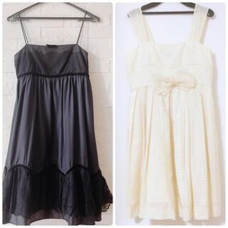 アンジェリックプリティー(Angelic Pretty)の新品未使用♡Barbie ドレス ワンピース 2着セット(ひざ丈ワンピース)