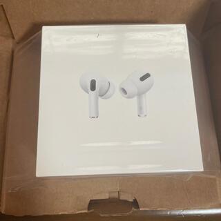 Apple - Air Pods Pro 新品未開封 2020年9月16日購入