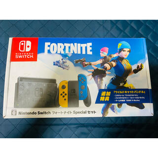 Nintendo Switch - Switch フォートナイト Special スイッチ Fortnite 本体
