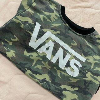 ヴァンズ(VANS)のvans トレーナー(トレーナー/スウェット)