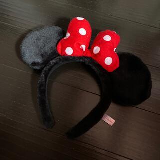 ミニーマウス(ミニーマウス)のミニーマウス カチューシャ(キャラクターグッズ)