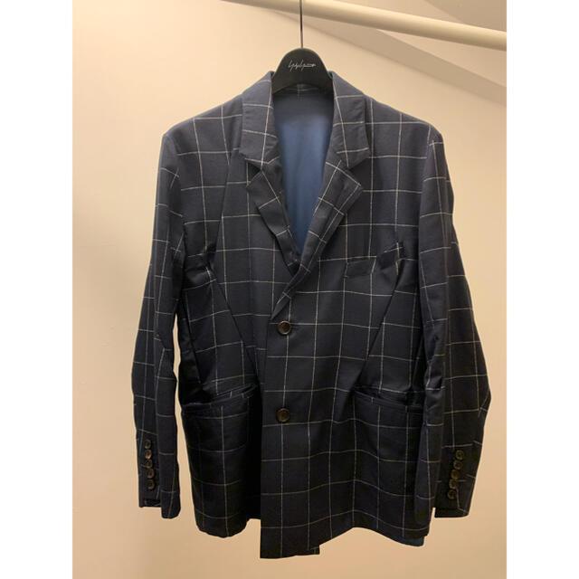 Yohji Yamamoto(ヨウジヤマモト)のsulvam メンズのジャケット/アウター(テーラードジャケット)の商品写真