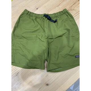 34  サーティーフォー light shorts カーキ Lサイズ(ウエア)