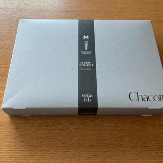 チャコット(CHACOTT)の【新品・未使用】チャコット Chacott イタリア製 バイカラーリブレギンス(ヨガ)