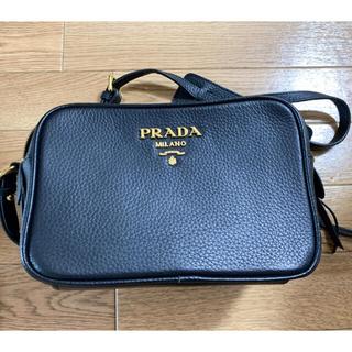 PRADA - PRADA prada プラダ  ショルダー バッグ レザー