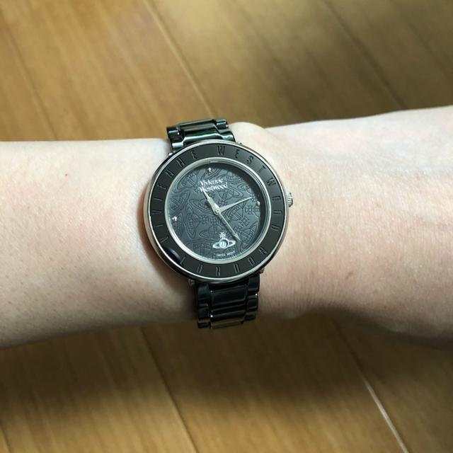 Vivienne Westwood(ヴィヴィアンウエストウッド)のVivienne Westwood ヴィヴィアン  腕時計⭐︎美品 レディースのファッション小物(腕時計)の商品写真