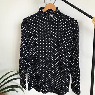 H&M - ドットシャツ H&M