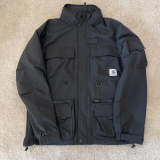 カーハート(carhartt)のcarhartt ジャケット 黒 サイズL 新品未使用 最終値下げ(ブルゾン)