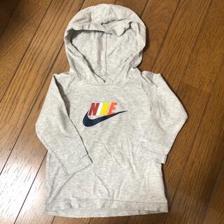 ナイキ(NIKE)のNIKE  七分袖パーカー(Tシャツ)
