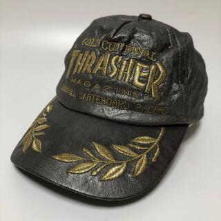 スラッシャー(THRASHER)のスラッシャー THRASHER キャップ 帽子 ロゴ K062(キャップ)
