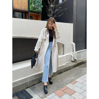 SLY - SLY❤︎ BACK WASHER TRENCH COAT