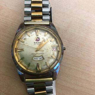 RADO - ラドー アンティーク時計 ジャンク扱いです