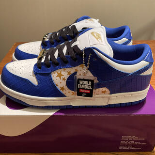 Supreme - Supreme Nike SB Dunk Low Blue