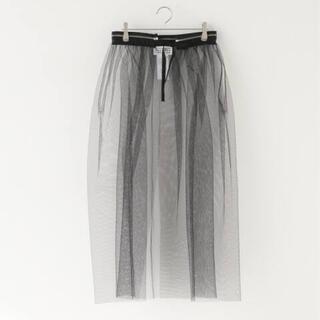 マルタンマルジェラ(Maison Martin Margiela)のmm6 マルジェラ チュールスカート(ロングスカート)