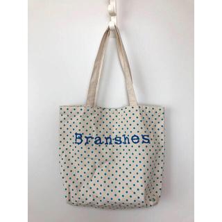 ブランシェス(Branshes)のブランシェス Branses   トートバッグ ドット 柄(トートバッグ)