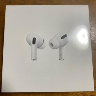 Apple - Apple Airpods pro エアポッツプロ アップル