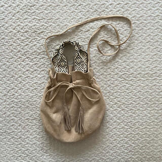 CIAOPANIC TYPY - 【期間限定価格】【CIAOPANIC TYPY】 フェイクスエード 巾着バッグ