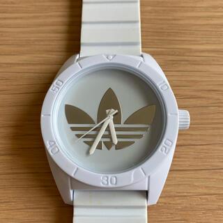 アディダス(adidas)のアディダス 腕時計 白色(腕時計)