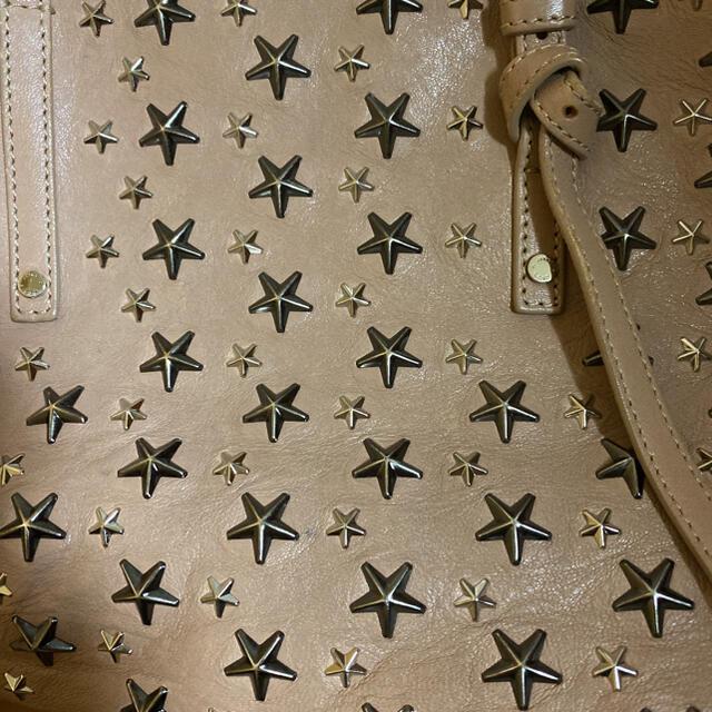 JIMMY CHOO(ジミーチュウ)の✨❣️ジミーチュウのサシャ トートバック✨❣️ レディースのバッグ(トートバッグ)の商品写真