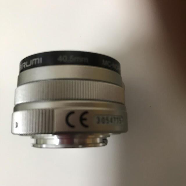 PENTAX(ペンタックス)のPentaxペンタックス Qシリーズ Q01 スタンダードレンズ フィルター付 スマホ/家電/カメラのカメラ(ミラーレス一眼)の商品写真