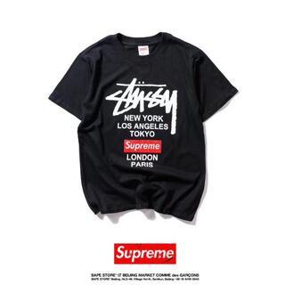 Supreme - プリント5281Supremeシュプリーム Tシャツ8000円2枚