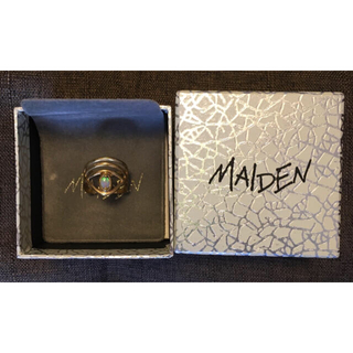 H.P.FRANCE - 美品MAIDENメイデンOpal/Gold オパール/ゴールドボリュームリング
